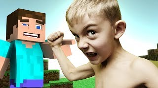 What makes this Minecraft troll by UnstoppableLuck the most epic yet? Check it out this insane trolling video on a kid. And smack ...