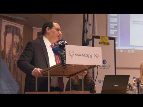 Ομιλία του Χρήστου Σπίρτζη στο αναπτυξιακό συνέδριο Πελοποννήσου