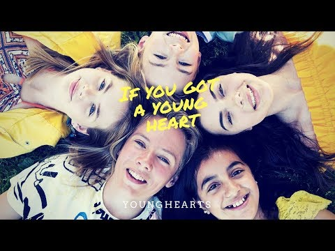 If you got a young heart Younghearts (Officiell video) (видео)