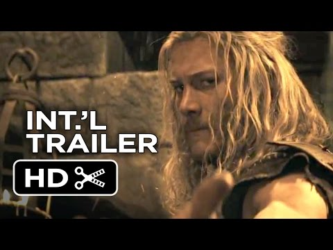 Northmen - A Viking Saga Official International Trailer 1 (2014) - Ryan Kwanten Movie HD