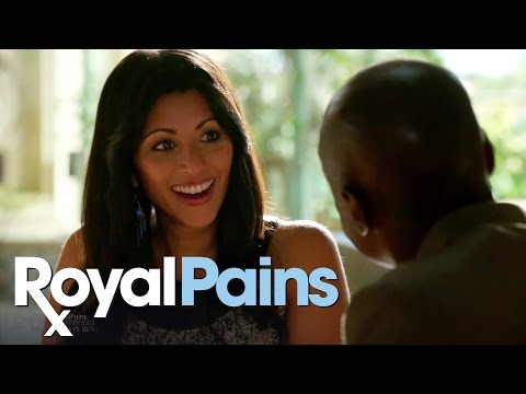 Royal Pains 7.07 (Clip)