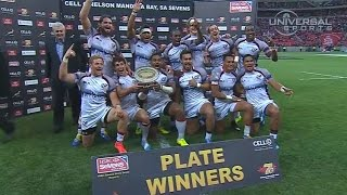 USA Stuns Fiji And Wins Plate In South Africa Rugby 7's - Universal Sports