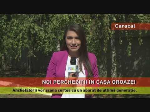 Pași noi în ancheta din casa groazei de la Caracal