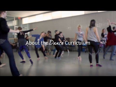 The Juilliard - Nord Anglia Performing Arts Dance Curriculum