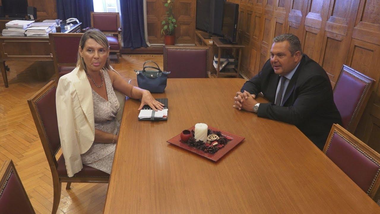 Συζήτηση για προγραμματική σύγκλιση μεταξύ ΑΝΕΛ και Νέας Ελληνικής Ορμής