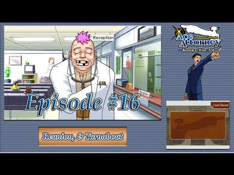 Phoenix Wright: Justice For All - Pearl's Alibi, Director Hotti? - Episode 16