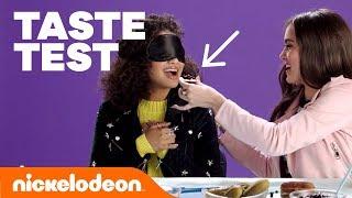 Video Blindfold Taste Test w/ Lizzy Greene, Riele Downs, Breanna Yde & More! 🍒 | #FunniestFridayEver MP3, 3GP, MP4, WEBM, AVI, FLV Desember 2018