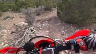 8. 2008 Honda CRF450X - Post-Surgery Trail Ride