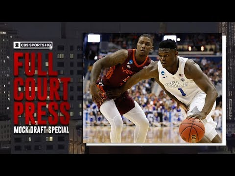 2019 NBA Mock Draft 3.0 | CBS Sports HQ