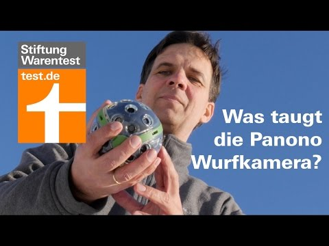 Test Panono Camera (review german)