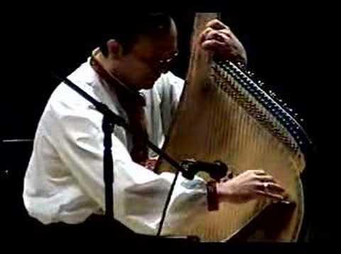 Bandura - Fr. Jeffrey plays