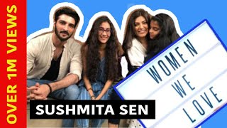 Video Women We Love: Sushmita Sen I Rajeev Masand MP3, 3GP, MP4, WEBM, AVI, FLV Juni 2019