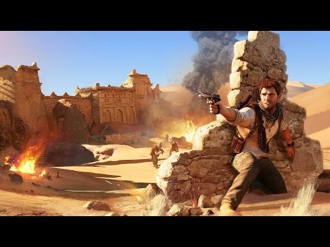 Drake's Deception - I got a LOT of request to remake my Uncharted movies in HD. I finally got an HD capture device a couple months ago, so I decided it was a good time to remake...