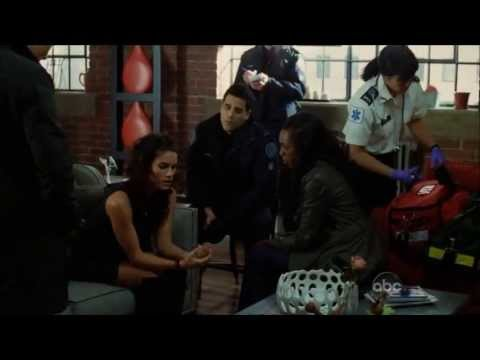 Rookie Blue - 3x9 - Andy is questioned after being attacked