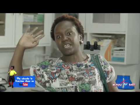 I Surrender! Kansiime Anne. African Comedy.