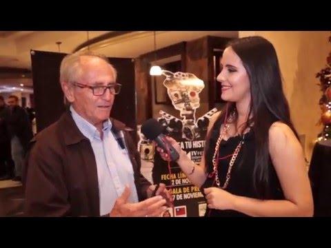 René Pauck Cineasta de Honduras habla para Culturas en Cultura 2.0