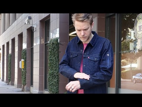 Project Jacquard: Levi's smart jacket first look