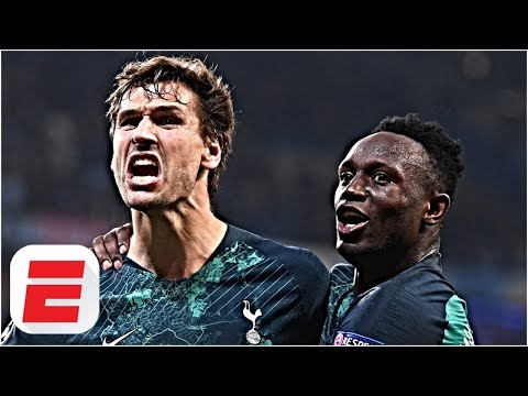 Tottenham Stun Man City To Advance To UCL Semifinals | Champions League
