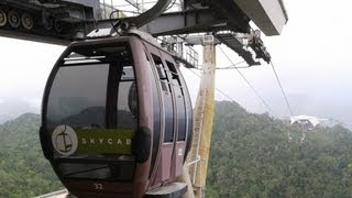 Langkawi Malaysia  city pictures gallery : Malaysia l Amazing View at Langkawi Cable Car