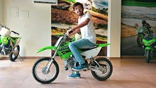 7. Kawasaki KLX 110   Bike for kids