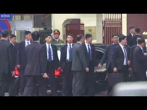 North Korean leader Kim Jong Un visited the North Korean Embassy @ vcloz.com