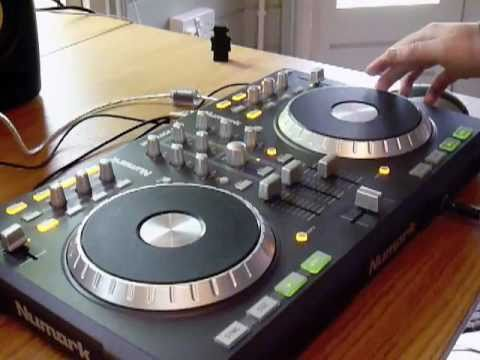 Caution DJ Tutorial – Dubstep Mixing for Beginners with the Numark Mixtrack Pro