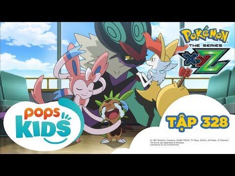 Pokémon Tập 328 - Con số 0 không hồi kết! Hẹn ngày gặp lại! - Hoạt Hình Pokémon Tiếng Việt S19 XYZ - Thời lượng: 22:28.