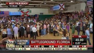 FOX Business Network Mocks Hillary at West Palm Beach Rally: