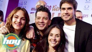 Zuria Vega, Daniel Arenas, Diana Bracho, Rafael Inclán, Silvia Pinal y demás elenco de 'Mi Marido tiene Familia', envió emotivos mensajes de apoyo a Rogelio Guerra, y se unió a la causa para recaudar donaciones a favor del actor.SUSCRÍBETEhttp://bit.ly/XLBK1rVe más de HOYhttp://bit.ly/1o3L1FzNo te pierdas HOY de Lunes a Viernes 1PM/12C por UnivisionVisita el sitio oficial : http://www.univision.com/shows/hoyEncuentra lo mejor de tus programas favoritos de Univision, diviértete con Despierta América, no te pierdas las exclusivas de El Gordo y La Flaca, los chismes de Sal y Pimienta y mucho más.