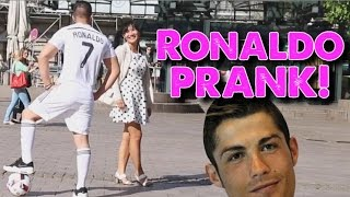 Video CRISTIANO RONALDO PRANK! | Mert Matan MP3, 3GP, MP4, WEBM, AVI, FLV Februari 2017