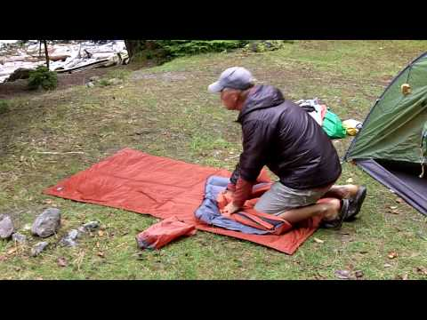Exped Mat Deflation Tips