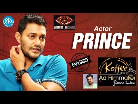 Actor Prince Exclusive Interview
