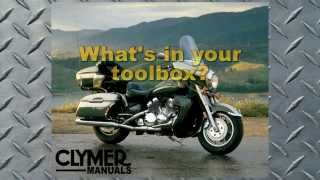5. Clymer Manual Yamaha Royal Star, 1996-2010 (Manual # M374-2) at BikeBandit.com