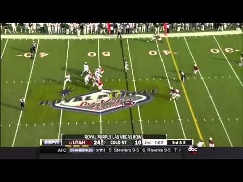 Garrett Grayson vs Utah 2014 (Las Vegas Bowl) video.
