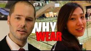 Video Why Wear a Suit? MP3, 3GP, MP4, WEBM, AVI, FLV Maret 2018
