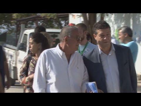 Επίσκεψη του Γ.Μουζάλα και του Filippo Grandi σε κέντρο φιλοξενίας προσφύγων