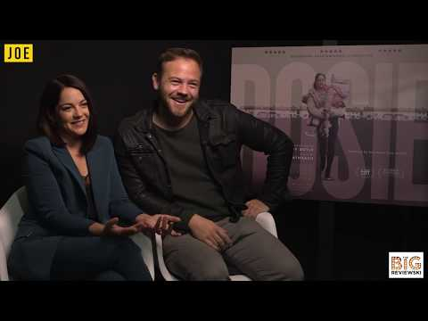 Sarah Greene and Moe Dunford talk about their powerful new movie Rosie