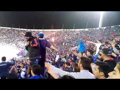 Hinchada los de abajo alentando al leon !!! U de chile vs audax Italiano octavos final copa Chile - Los de Abajo - Universidad de Chile - La U