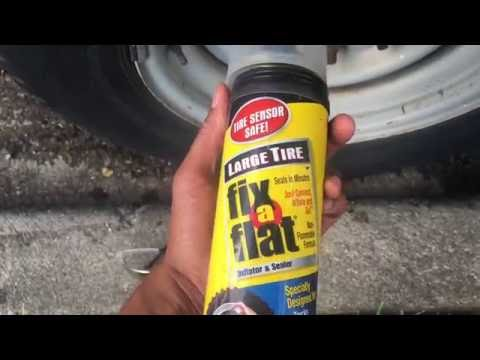 Video Fix a Flat Tire using Fix a Flat download in MP3, 3GP, MP4, WEBM, AVI, FLV January 2017