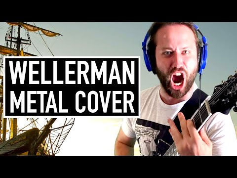 Wellerman Metal Cover by Jonathan Young