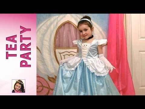Princess Rosie: The Dress Part 3