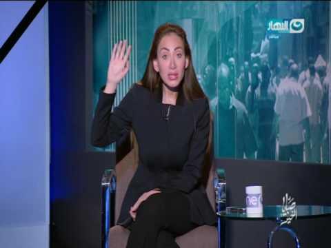 ريهام سعيد تلوم الصحافة ومواقع التواصل الاجتماعي على الاهتمام بطردها من الكنيسة البطرسية