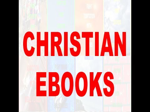 Christian Ebooks App Promo Video