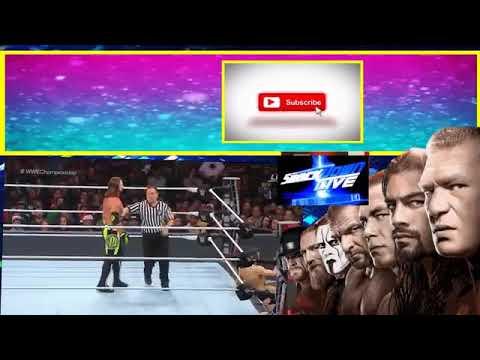 TLC 2018 - Aj Styles Vs Daniel Bryan