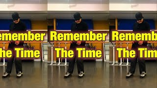 "BROTHER BOMB – IMPRO DANCE SHOW ""Michael Jackson – Remember The Time"""