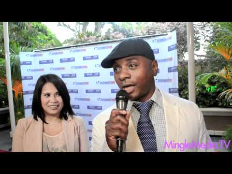 Tony T Roberts at Byron Allen's Emmy Nomination & Launch Event