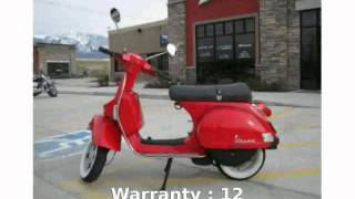 1. 2005 Vespa PX 150 Base Features