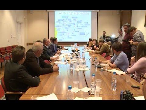 За два с половиной часа блогеры и журналисты задали Сергею Митину более двух десятков вопросов