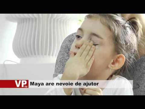 Maya are nevoie de ajutor