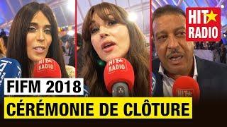 CÉRÉMONIE DE CLÔTURE   FIFM 2018 AVEC MAROC TELECOM